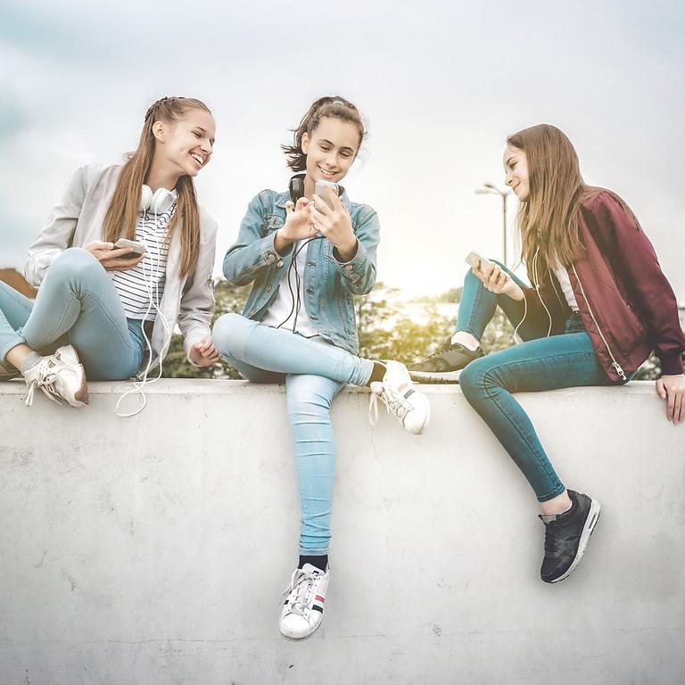 The TALK for Girls-Phillips/Martin