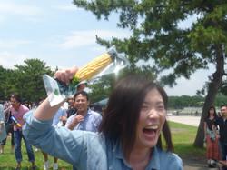 Jun. BBQ at 海の公園