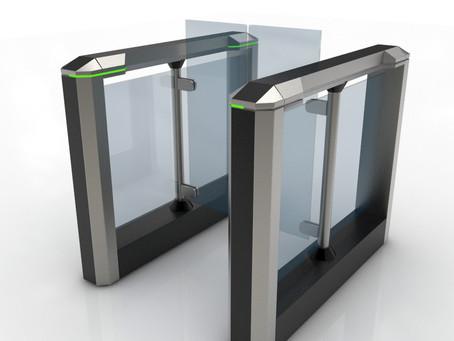 Pasillo swing gate premium