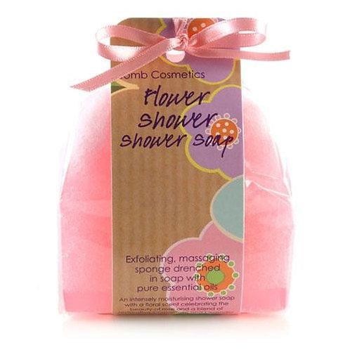 Flower Shower Soap