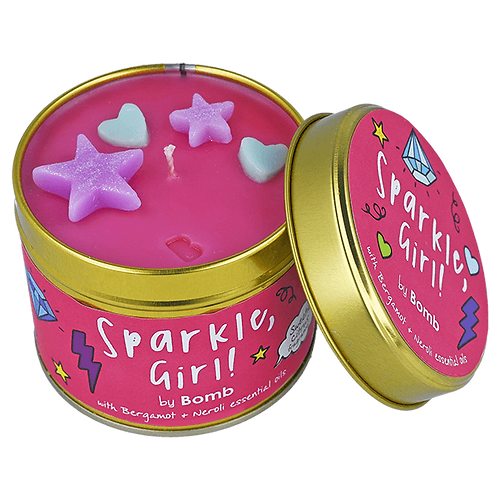 Sparkle, Girl! Candle