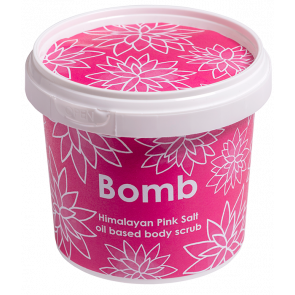 Pink Himalayan Salt Body Scrub 365ml