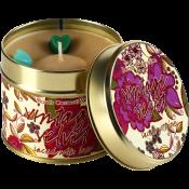 Vintage Velvet Tinned Candle