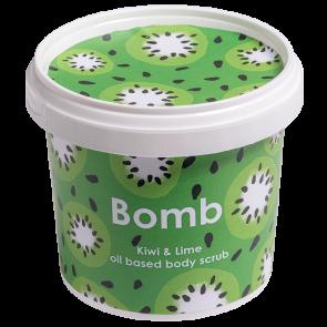 Kiwi & Lime Oil Body Scrub 365ml