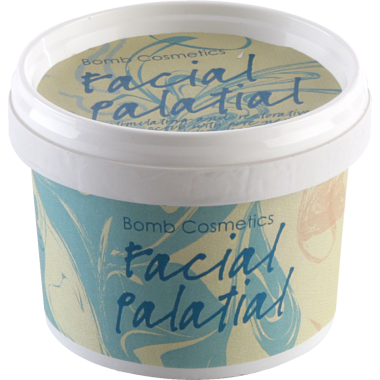 Facial Palatial Face Scrub 120ml
