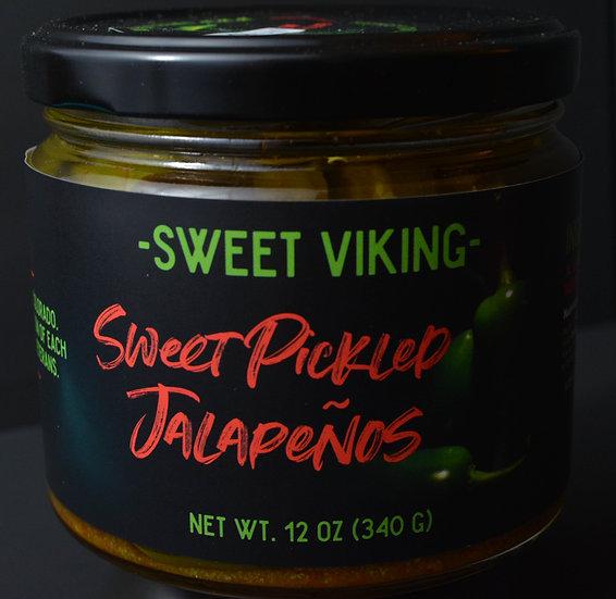 Sliced Jalapeños