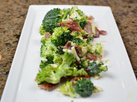 Brilliant Broccoli Salad