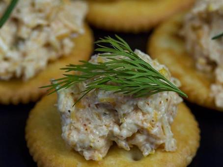 Pimento-less Cheese Dip