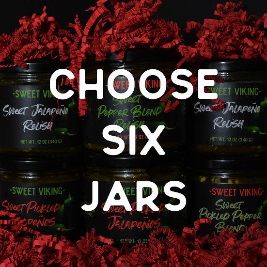 You Pick Six