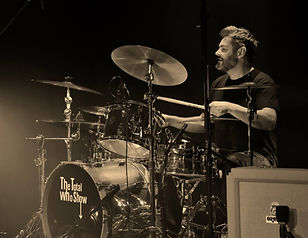 Richard Willoughby - Drums