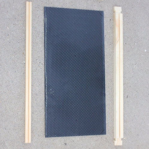 Deep Frame Unassembled with Foundation