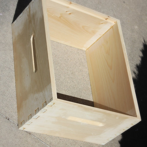 Deep Box Unpainted
