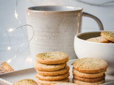 Glutenfreie Tee-Kekse