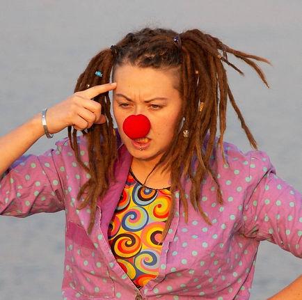 Bazinga, Clown