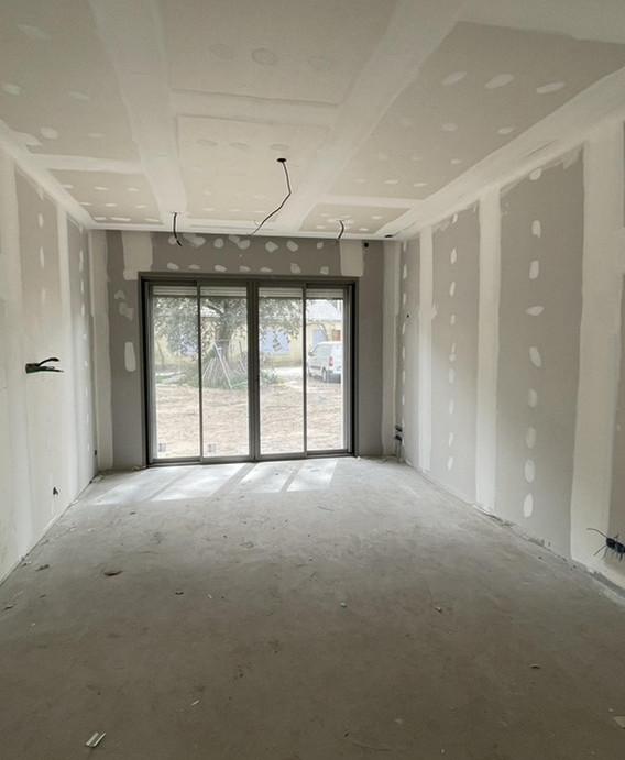 Rénovation Maison à La Baule- Le salon