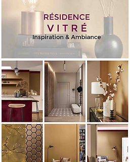 planche decorative residence service senior projet deco vitre agence dekode deco interieure nantes