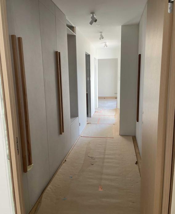 Rénovation Maison à La Baule- Couloir