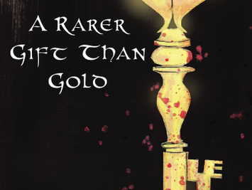A Rarer Gift Than Gold - Cover Releases