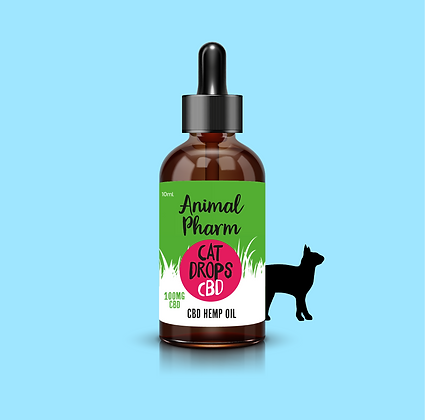 CBD Oil - Cats 100MG