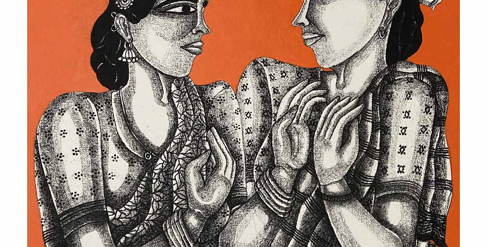 Durga and Parvati