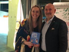 Conferencia del Rotary Club Mataró-Maresme con Miquel Pino, mentor de empresarios