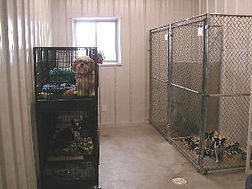 Small pets boarding room