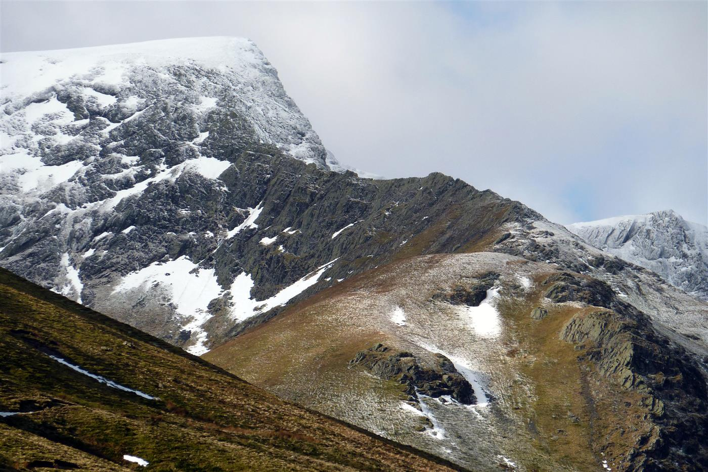 Blencathra Sharp Edge