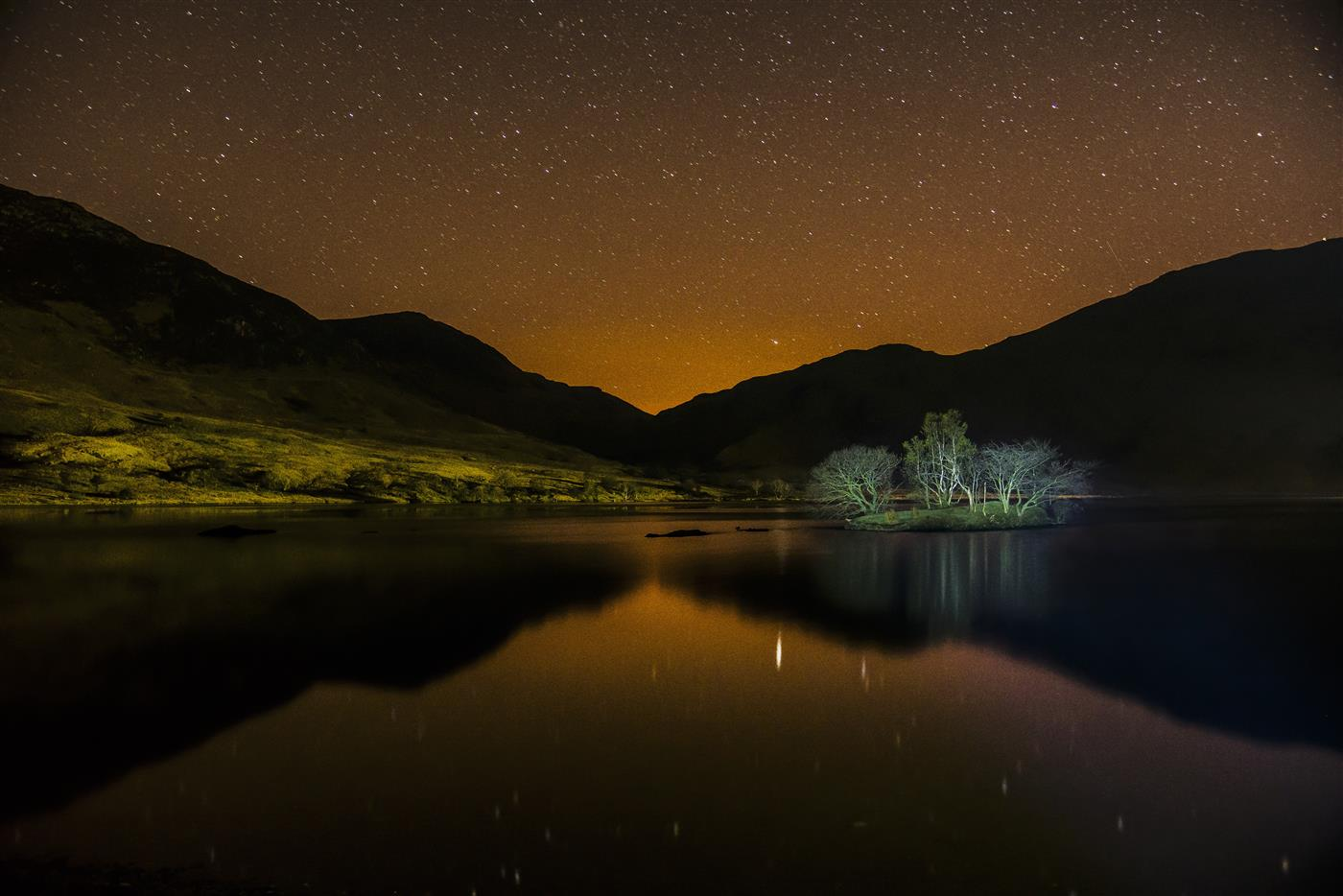 Magical Crummock Water