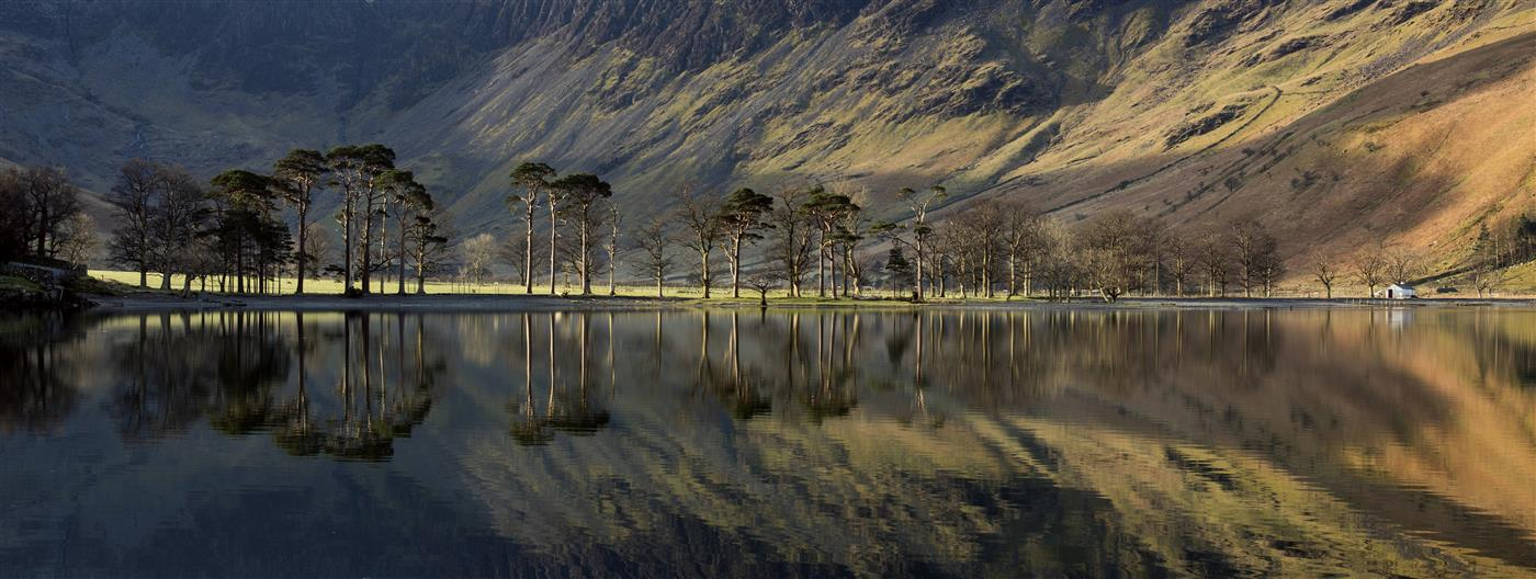 Dawn Light Buttermere
