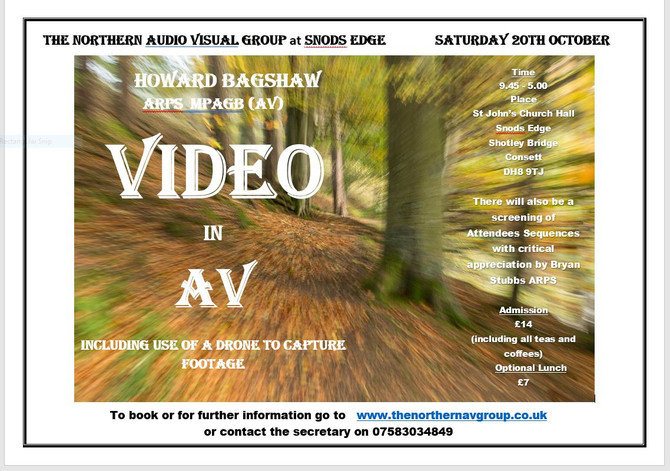 Northern AV Group Talk