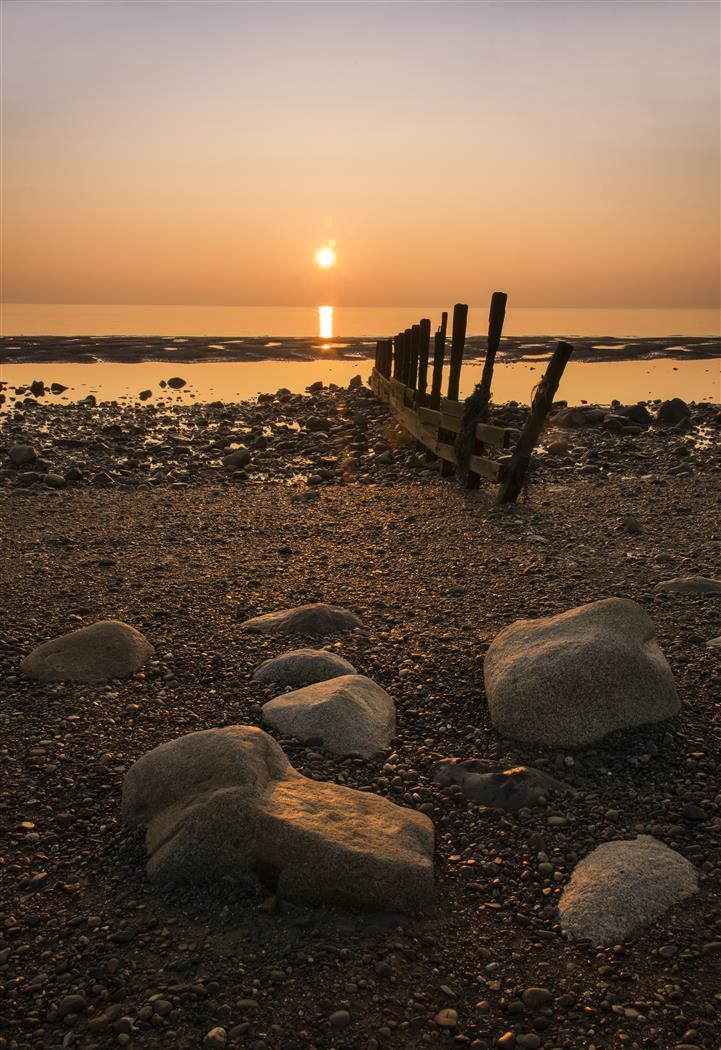 Solway Sun Set