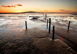 receding tide