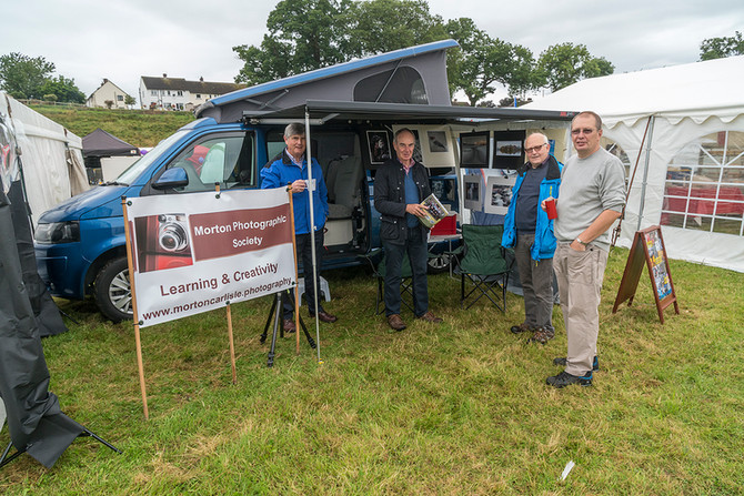 MPS Success at Dalston Show