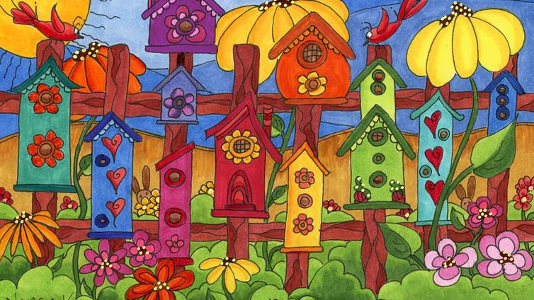 Birdhouse Lane