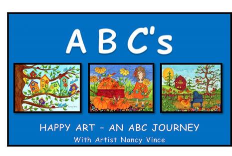 ABC Happy Art Journey
