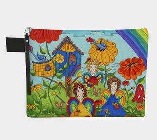 Garden Fairies Carry All