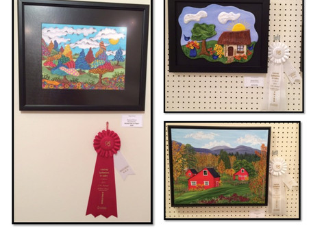 Armstrong Art Gallery Annual Ribbon Show 2015