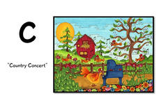 C is for Country Concert