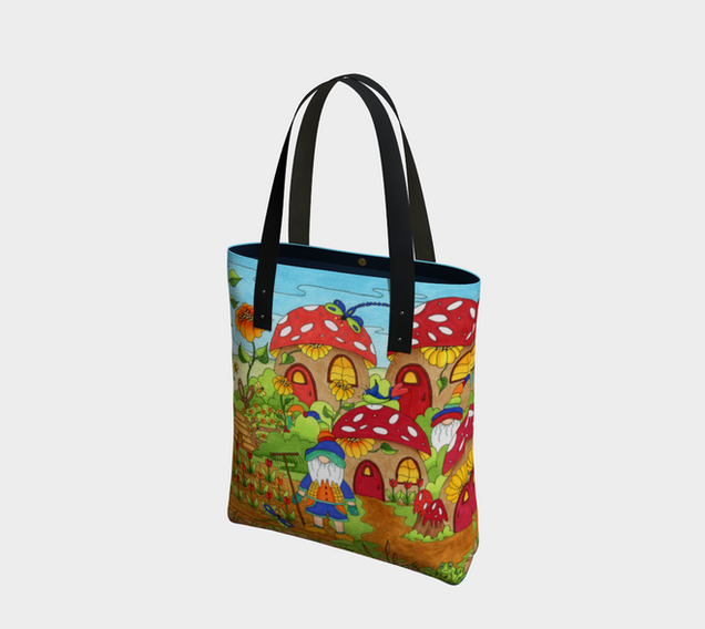 Village of Whimsy Tote