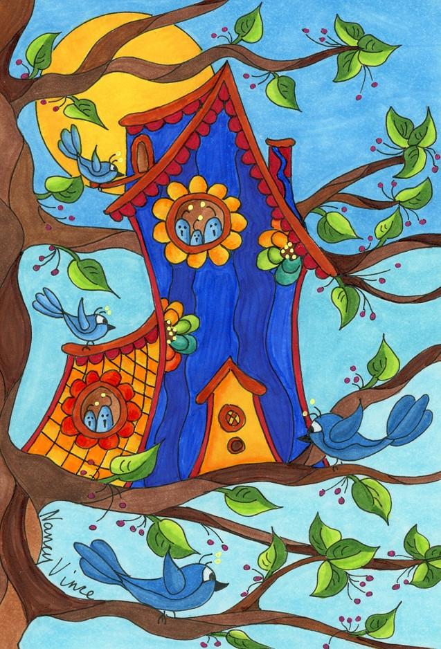 Bluebirds Bungalow