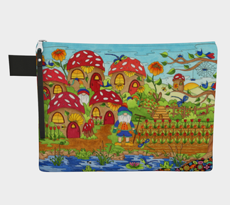 Village of Whimsy Carry All