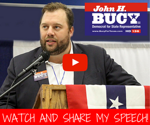 Click to watch my convention address