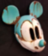 crazy rat cosplay mask