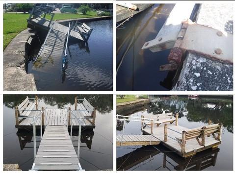 Floating Dock Recovery/Repair