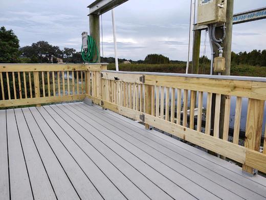Custom Picket-Style Handrail