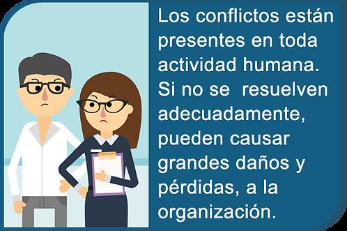 Solución de conflictos interpersonales
