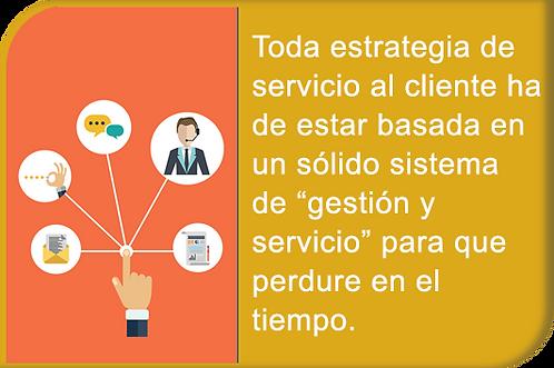 Estrategias y Tácticas de Servicio al Cliente