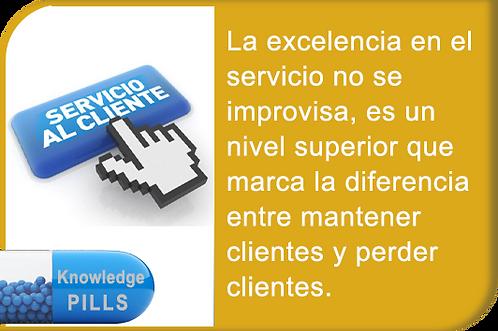 Calidad en el Servicio y la Atención a los Clientes