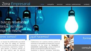 Bienvenidos a la nueva web de Zona Empresarial