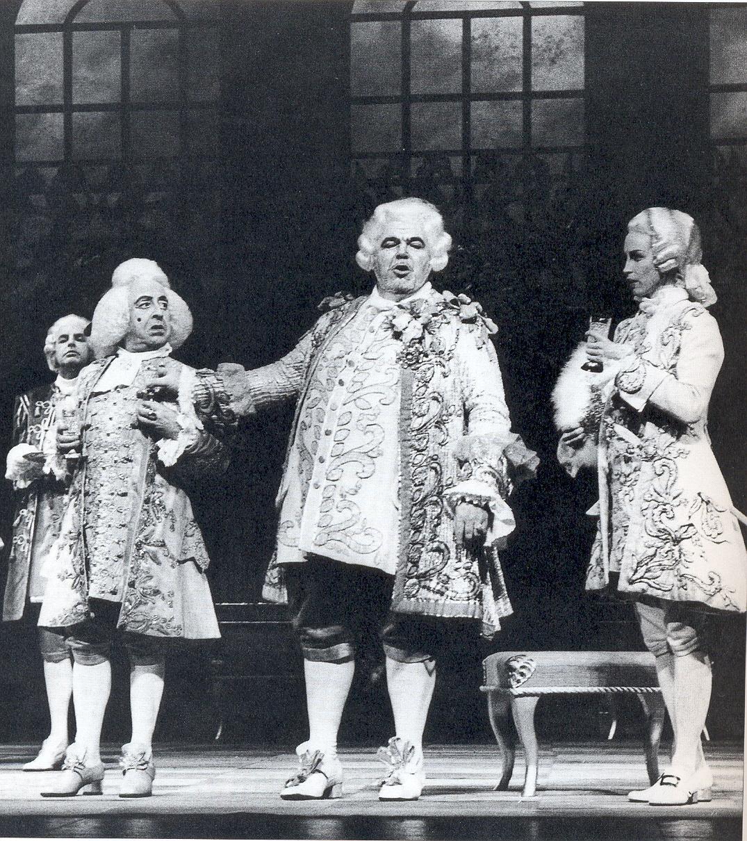Der Rosenkavalier - R. Strauss